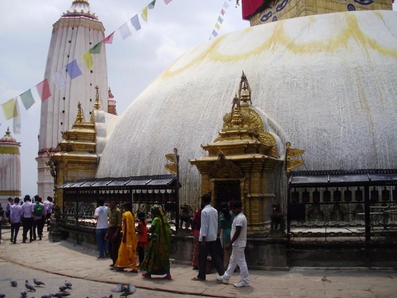 temple-swayambhunath