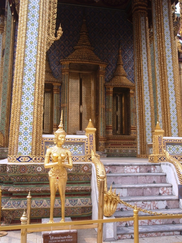 Temple of Emerald Buddha