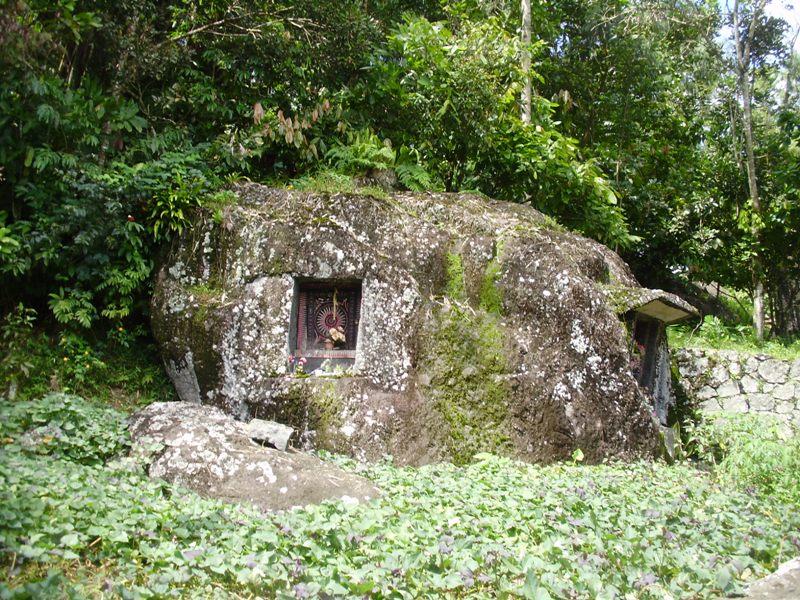 Bori Parinding Tana Toraja