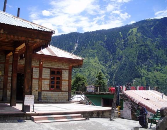 Manu Maharishi Temple