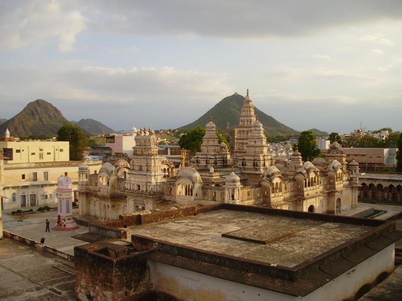 temples in Pushkar