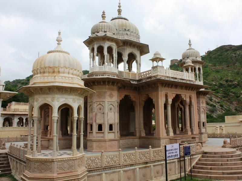 Royal Tomb, Jaipur