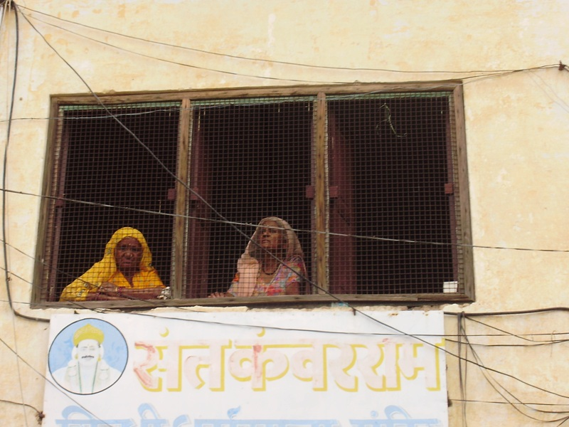 woman in Pushkar