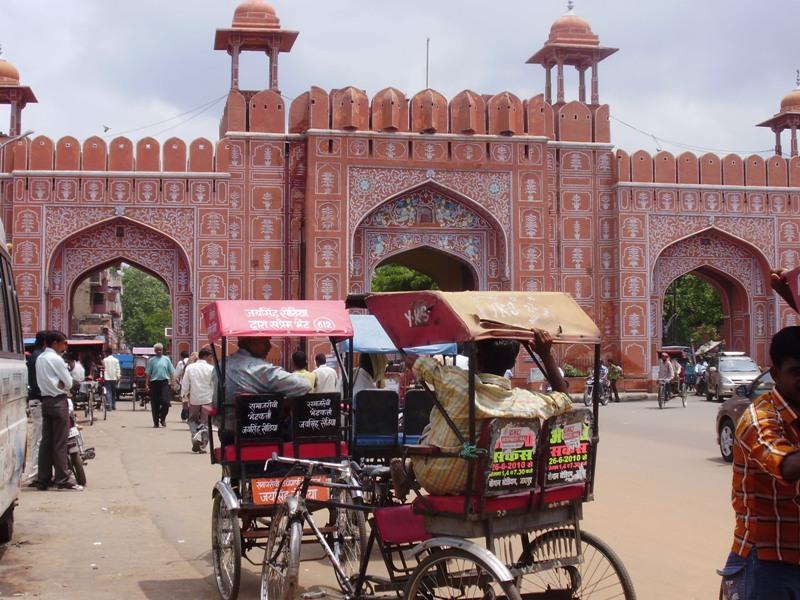 Gate, Jaipur