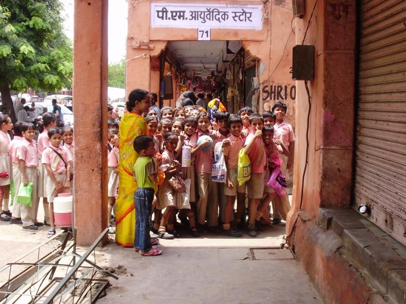Jaipur, Old city