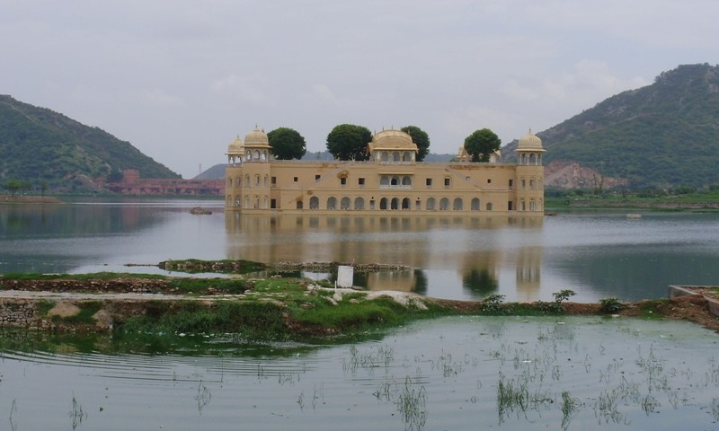 Water Palace, Jaipur