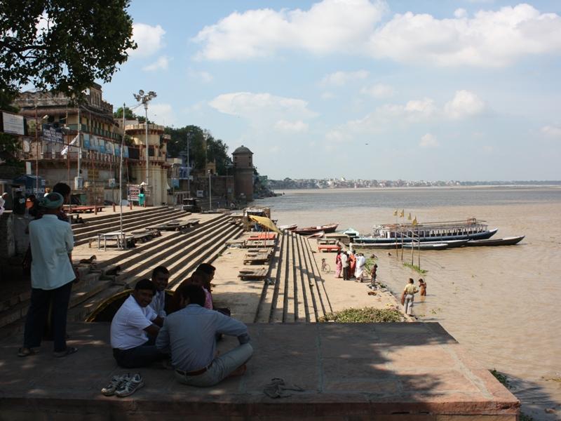 Ganga Mahal ghat