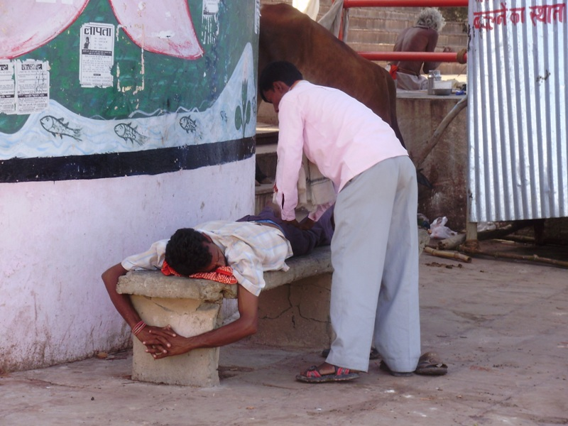massage in Varanasi