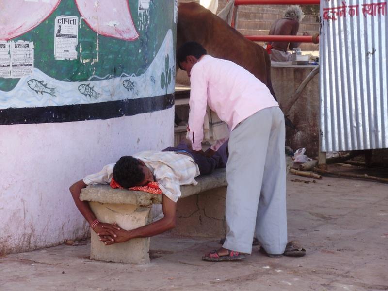 massage in Varanasi