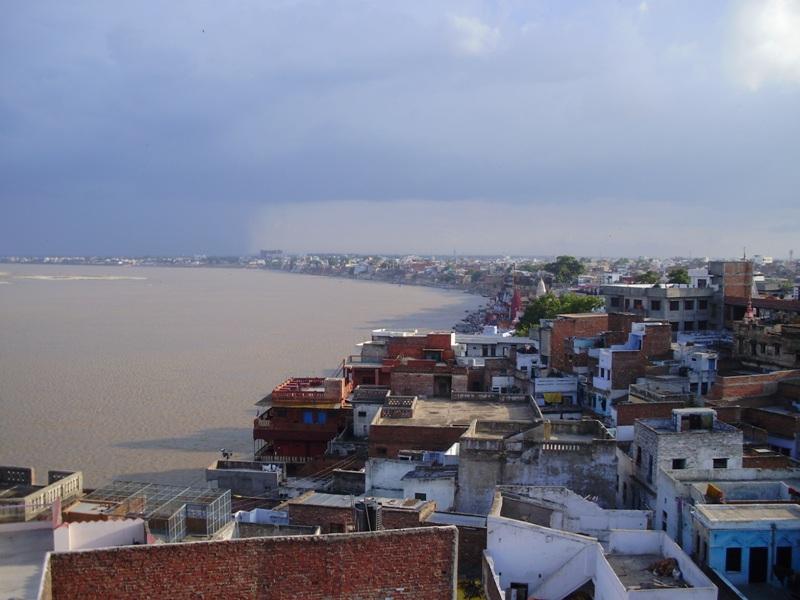View of Varanasi