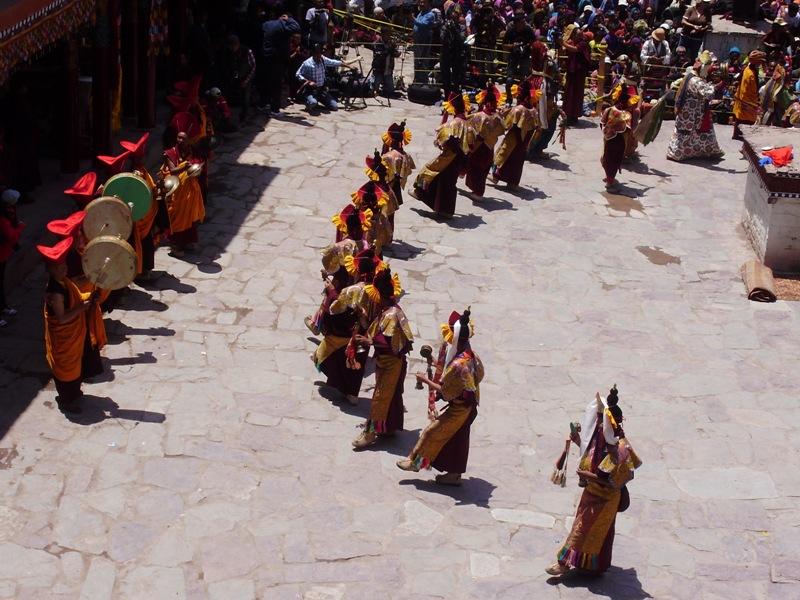 hemis monastery festival