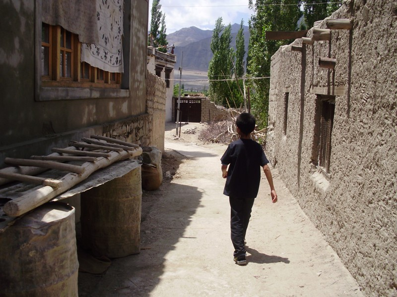 Spituk Village
