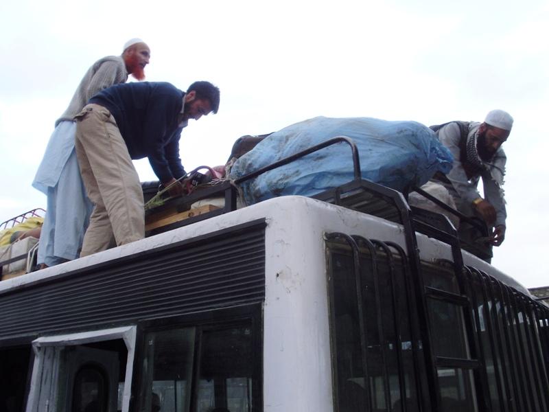 public bus to nubra valley