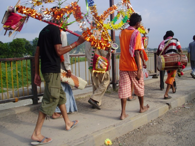 festival Kanwar Yatra