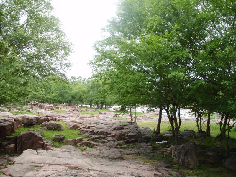 orchha park