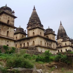 Orchha palace and temples – mystic place full of history