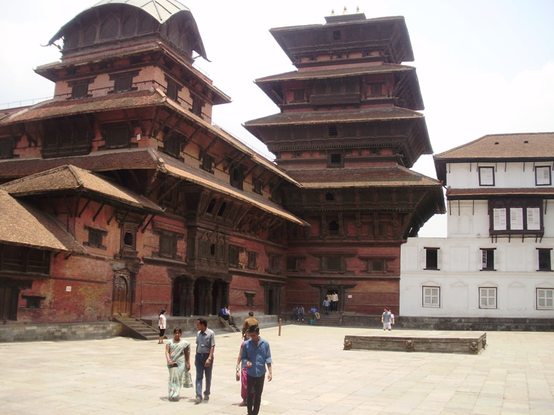 royal palace, khatmandu
