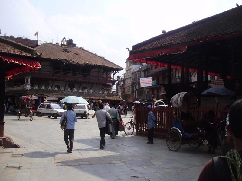 khatmandu durbar square