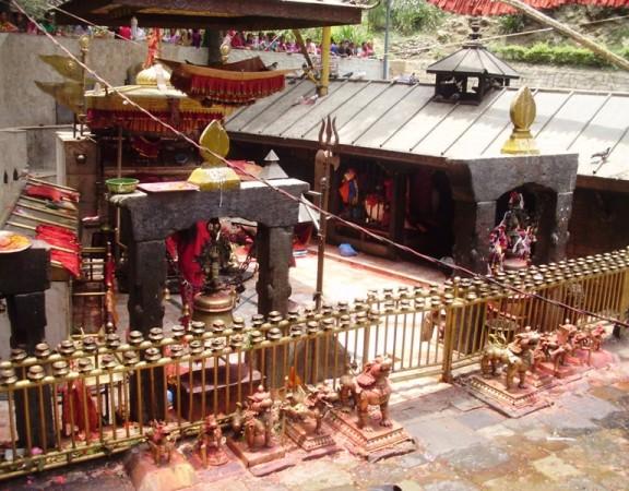 Daksinkali temple