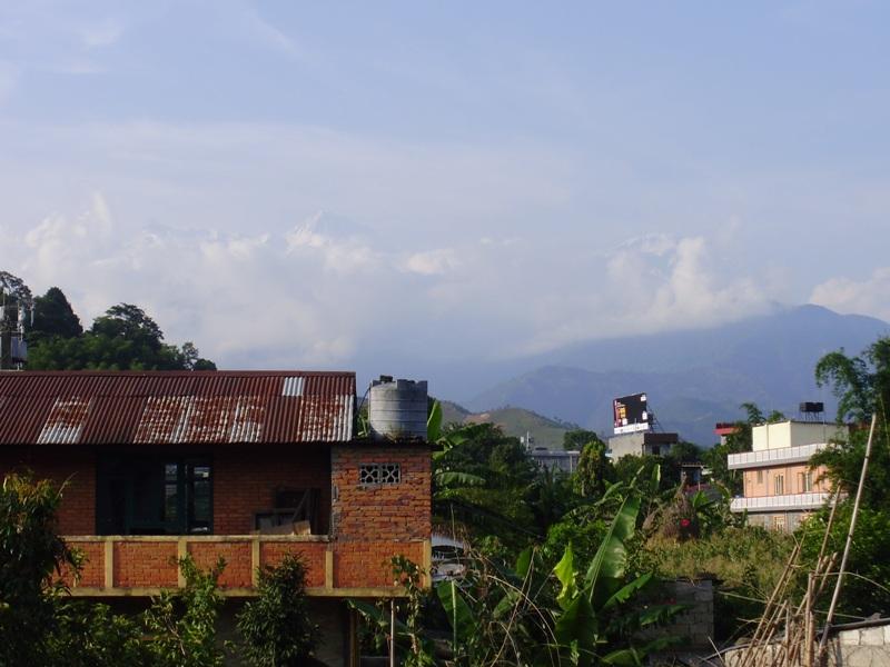 pokhara himalayas