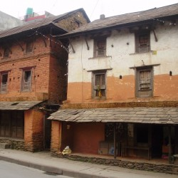 Exploring Pokhara Old Bazaar and Bindhyabasini Temple