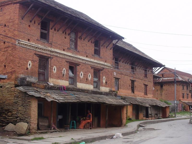 Pokhara Old Bazaar