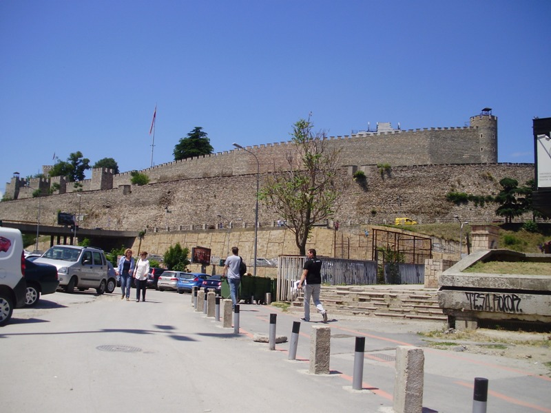 Skopje Fortress Kale