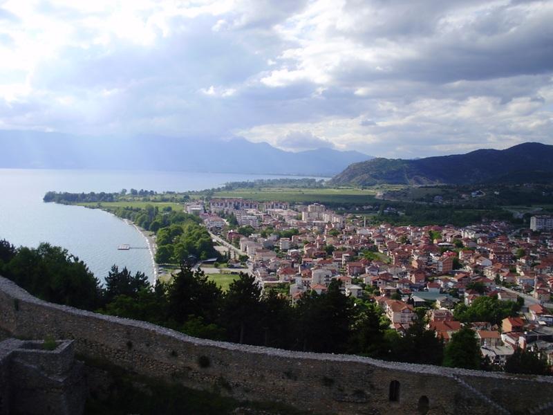 King Samoil Fortress