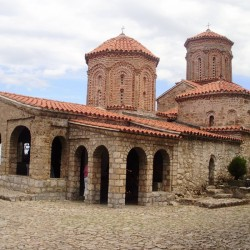Saint Naum Monastery as one day trip from Ohrid in Macedonia