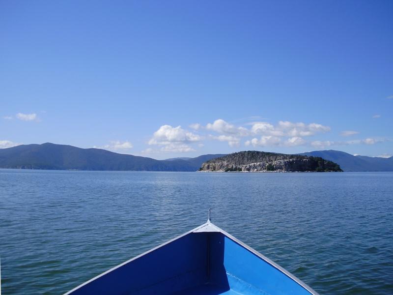 Snake island, Golem Grad