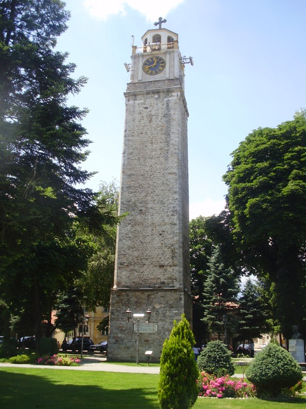 Bitola Towerclock