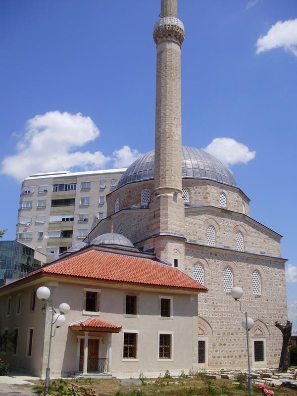 Ishak Chelebi mosque