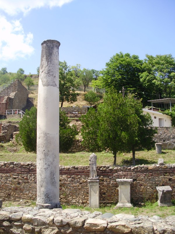 ancient city of Heraclea