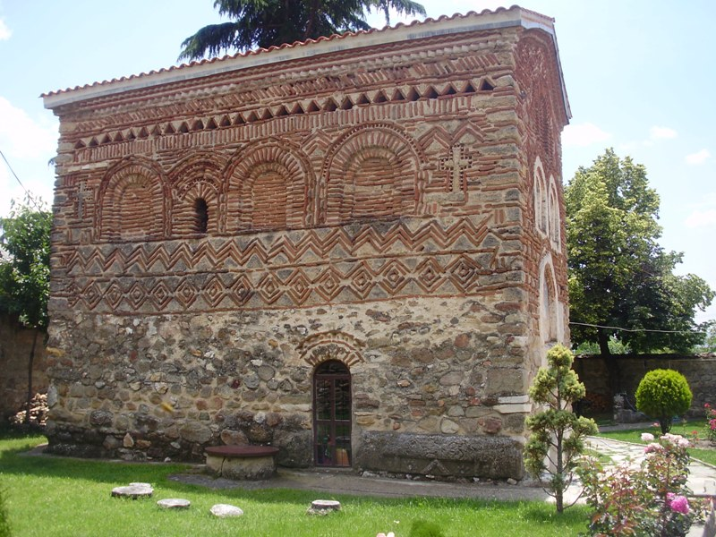 St. Nicola church, Varos