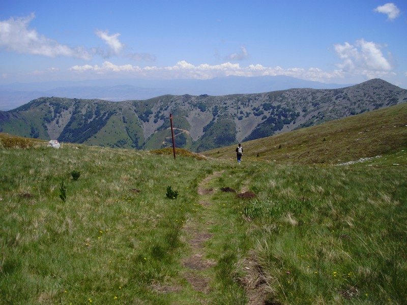 Hiking in Macedonia