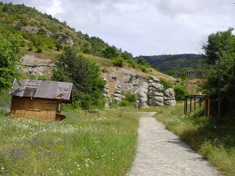 way to Kuklica