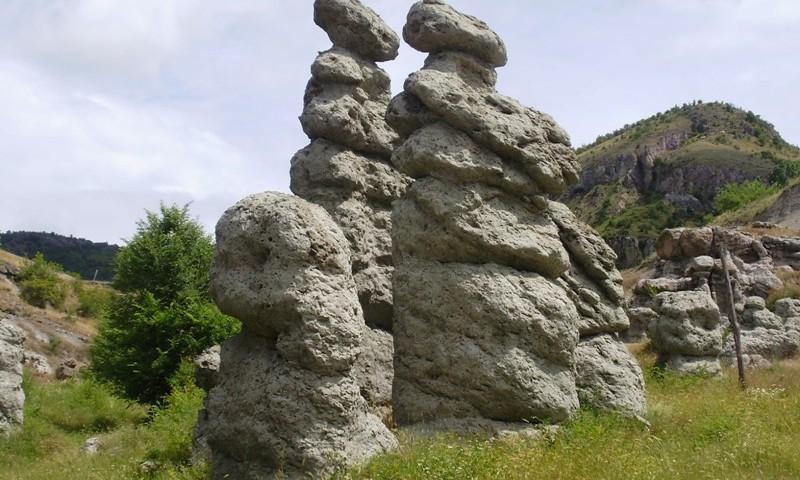 Kuklica, stone dolls