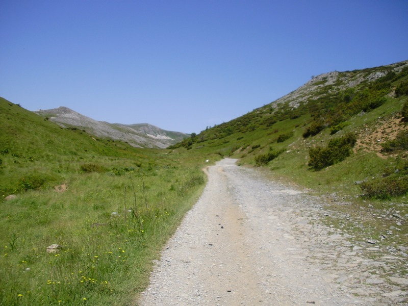 Hiking in Mavrovo national park
