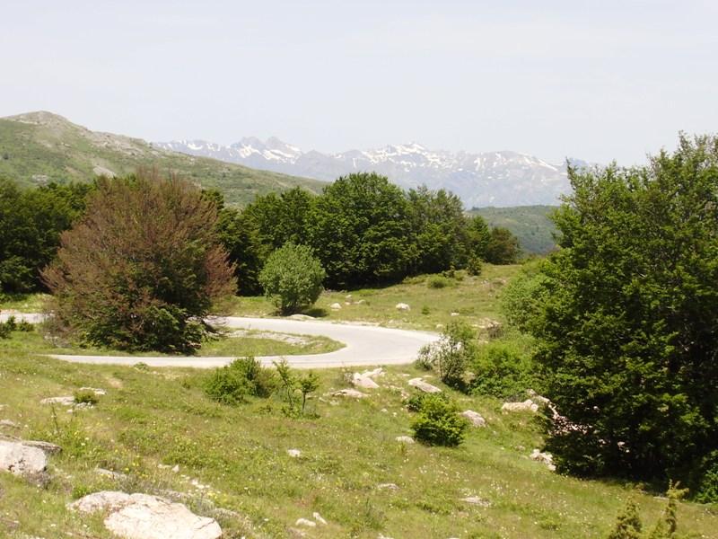 View of Mavrovo