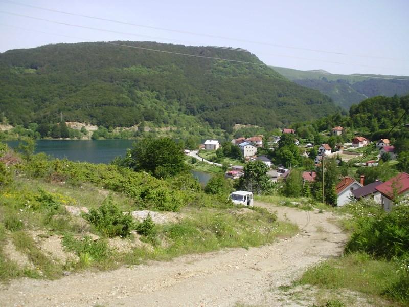 Mavrovo village