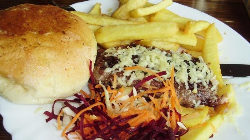 sarska burger