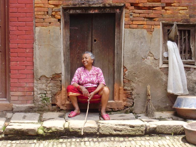 life in bhaktapur