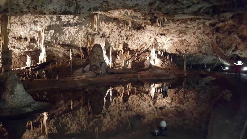 Punkva cave