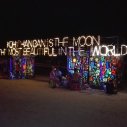 Koh Pangan New Year's Eve Party and Tips How to Survive It