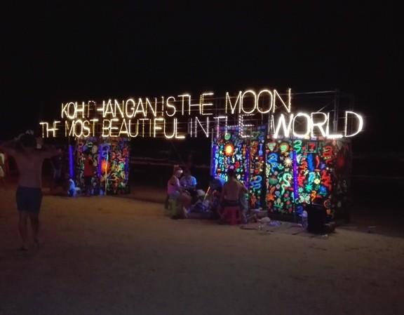 Koh Pangan New Year's Eve Party