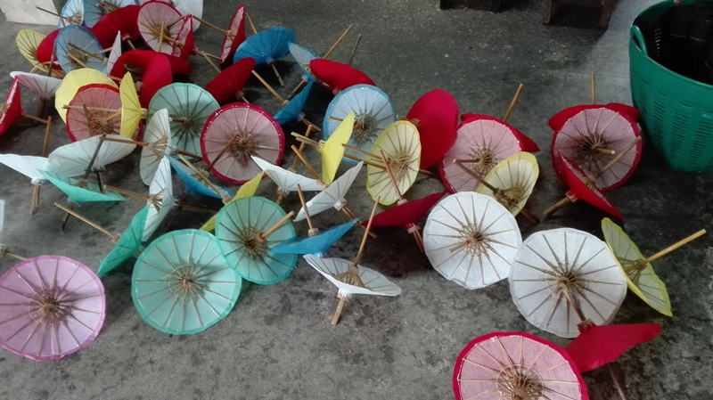 Bor Sang Umbrella Village