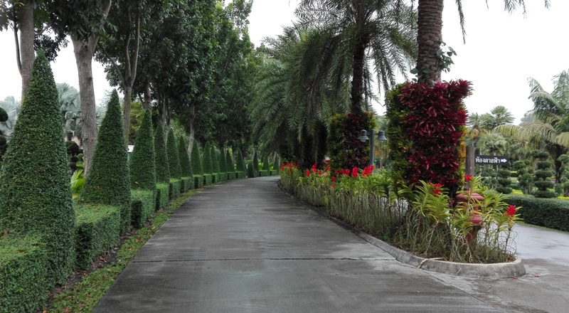 Tweechol Botanical Garden