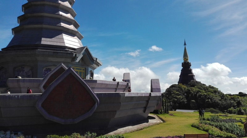 Twin Pagoda of King and Queen