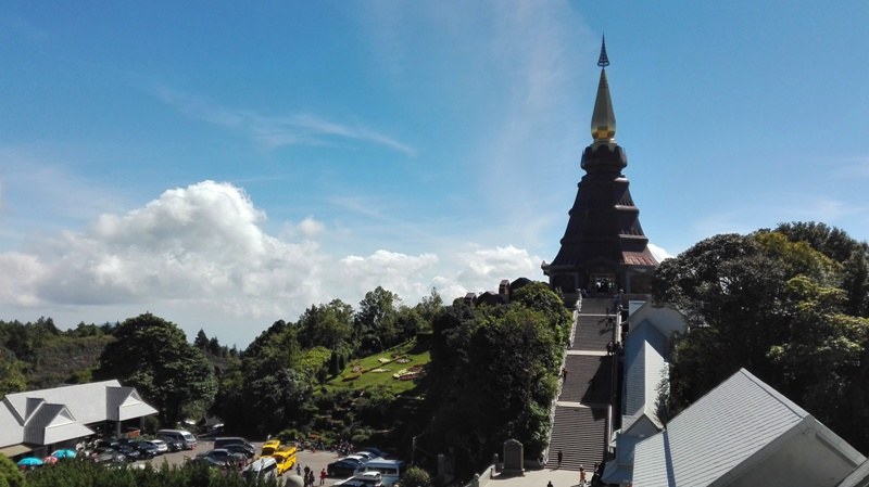 King and Queen, Doi Inthanon