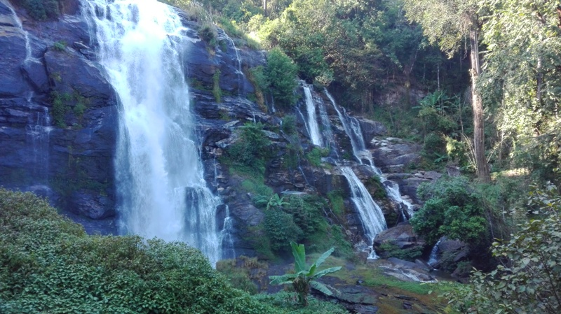 Wachirathan Waterfall
